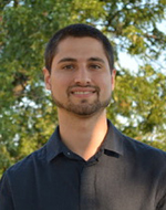 Postdoc Scholar Brandon Fico